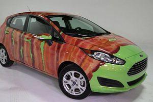 Ford Fiesta σε αποχρώσεις... του μπέικον