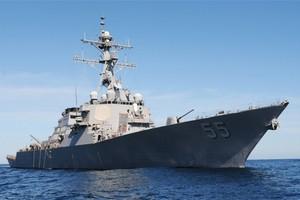 Η ανακοίνωση της ελληνικής ναυτιλιακής εταιρίας για τη σύγκρουση του δεξαμενόπλοιου με το αντιτορπιλικό