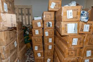 Τουλάχιστον 70.000 προϊόντα μαϊμού κατασχέθηκαν σε τελωνειακή επιχείρηση