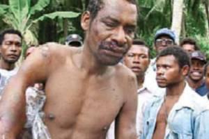 Νεκρός ο ανθρωποφάγος και βιαστής «Μαύρος Ιησούς»