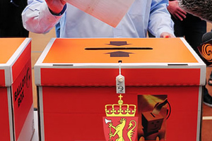 Ανακάμπτουν τα δεξιά κόμματα της Νορβηγίας δυο εβδομάδες πριν τις κάλπες