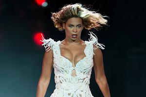Σκέτη μαγεία η Beyonce...