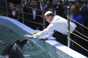Ο φιλόζωος Βλαντιμίρ Πούτιν