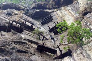 Ανακαλύφθηκαν σπάνιοι τάφοι σε αρχαία ερείπια στην Κίνα