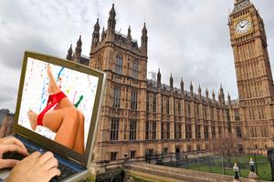Η πορνογραφία χτυπάει «κόκκινο» στο βρετανικό κοινοβούλιο