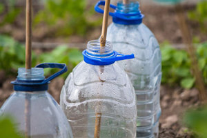 Τι να κάνουμε με τα πλαστικά μπουκάλια