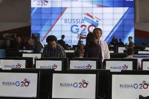 Αρχίζει σήμερα η Σύνοδος του G-20 στη Ρωσία