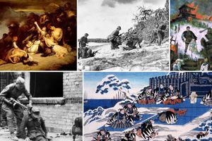 Ιστορικές μαζικές αυτοκτονίες