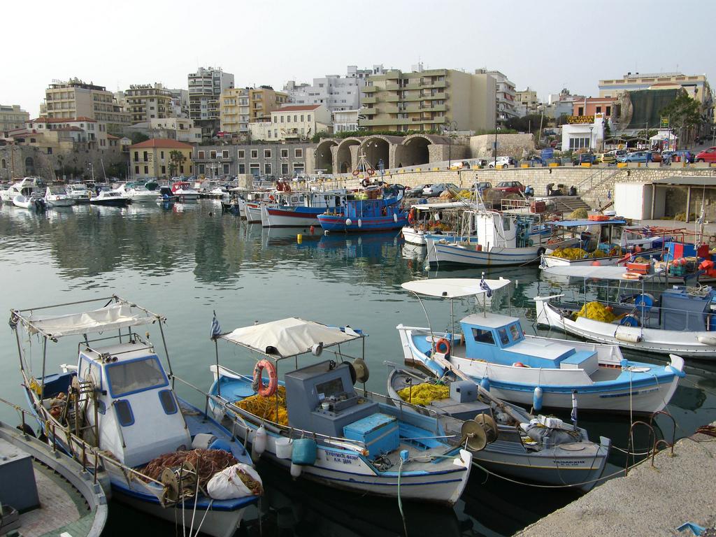 H raklion fiche destination la gr ce autrement - Office du tourisme athenes ...