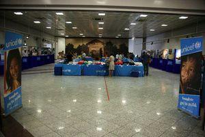 Ολοκληρώνεται σήμερα το bazaar  της Unicef στο Σύνταγμα