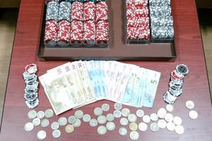 Συλλήψεις για παράνομα τυχερά παιχνίδια σε Λουτράκι και Κρανίδι