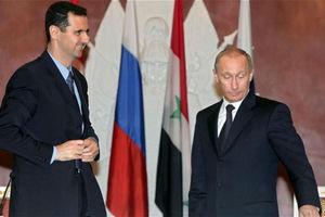 Μυστική  συνάντηση Πούτιν-Άσαντ στο Σότσι