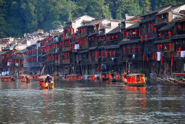 diaforetiko.gr : fenghuang1 Μια πόλη που δεν την έχει αγγίξει ο χρόνος