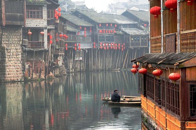 diaforetiko.gr : fenghuang10 Μια πόλη που δεν την έχει αγγίξει ο χρόνος