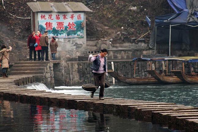 diaforetiko.gr : fenghuang11 Μια πόλη που δεν την έχει αγγίξει ο χρόνος