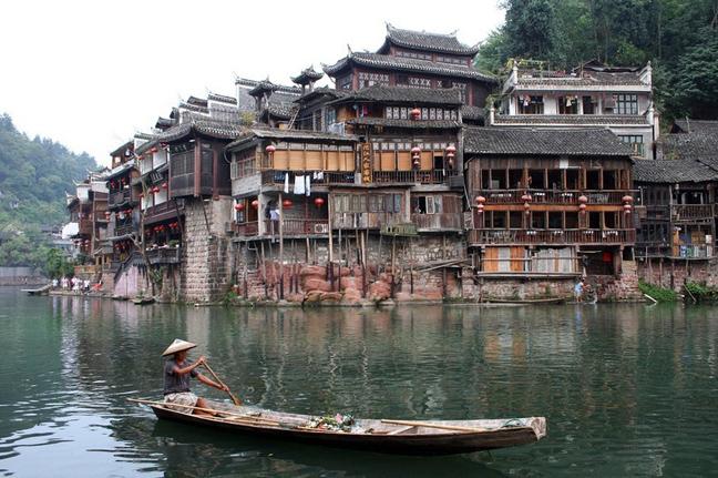 diaforetiko.gr : fenghuang12 Μια πόλη που δεν την έχει αγγίξει ο χρόνος