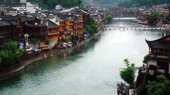 diaforetiko.gr : fenghuang4 Μια πόλη που δεν την έχει αγγίξει ο χρόνος
