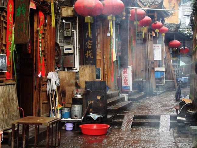 diaforetiko.gr : fenghuang5 Μια πόλη που δεν την έχει αγγίξει ο χρόνος