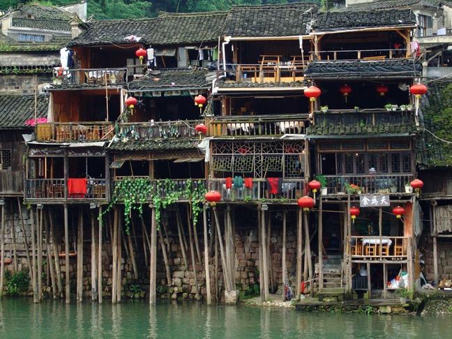 diaforetiko.gr : fenghuang6 Μια πόλη που δεν την έχει αγγίξει ο χρόνος