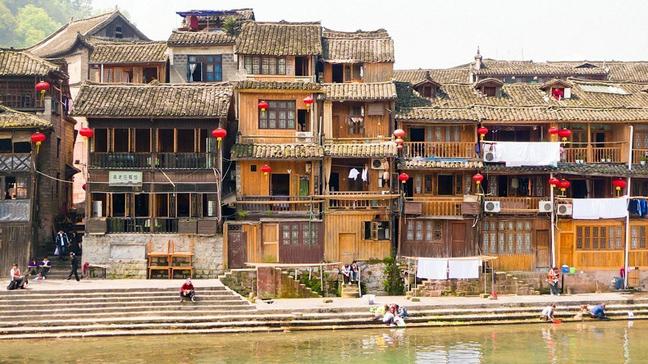 diaforetiko.gr : fenghuang7 Μια πόλη που δεν την έχει αγγίξει ο χρόνος