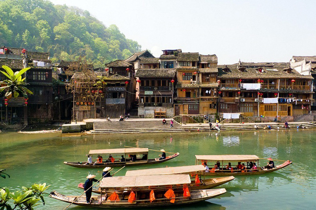 diaforetiko.gr : fenghuang8 Μια πόλη που δεν την έχει αγγίξει ο χρόνος