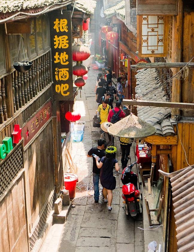 diaforetiko.gr : fenghuang9 Μια πόλη που δεν την έχει αγγίξει ο χρόνος