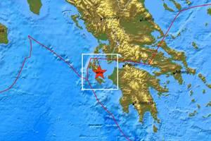 Σεισμός 4,3 Ρίχτερ κοντά στην Κεφαλονιά