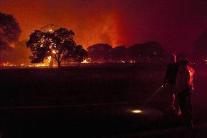 Νέα φωτιά στην Καλιφόρνια