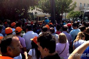 Απειλούν με μπλόκα στην Εθνική Οδό οι εργαζόμενοι στη ΛΑΡΚΟ