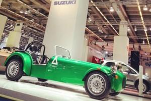 Νέο Caterham με κινητήρα Suzuki