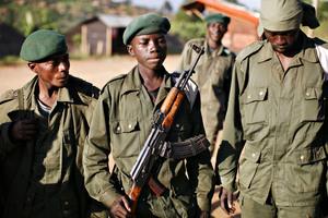 Πολιτοφύλακες κρατούν ομήρους σε χρυσωρυχείο του Κονγκό