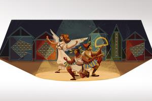 Η Google τιμά τον Κάρολο Κουν