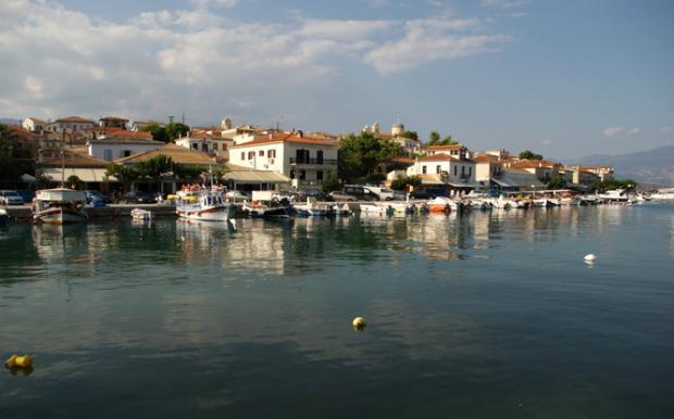 Απόδραση σε ένα αρχοντικό μέρος μια ανάσα μακριά από την Αθήνα