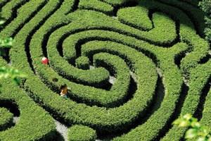 Κήποι ξενοδοχείων... έργα τέχνης