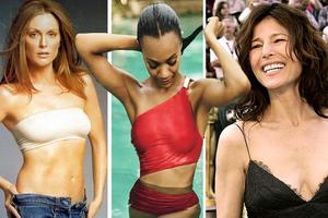 Τα λιγότερο προικισμένα celebrities