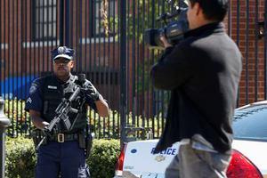 Ένοπλος άνοιξε πυρ σε γυμνάσιο της Νεβάδας