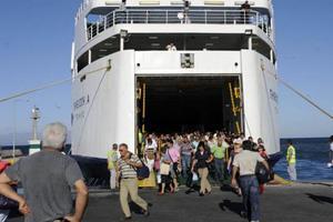 Σύσκεψη για τα ακτοπλοϊκά προβλήματα στο Βόρειο Αιγαίο