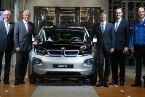 Το νέο BMW i3 λανσάρεται το Νοέμβριο