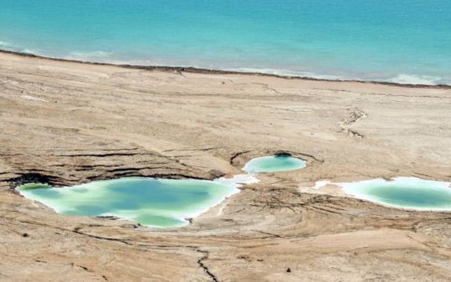 Σχέδιο μεταφοράς νερού από την Ερυθρά στη Νεκρά Θάλασσα