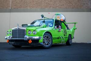 Το περίφημο Homer Car υπάρχει και τρέχει και σε αγώνες