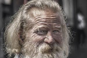 Άστεγος στο Χόλιγουντ