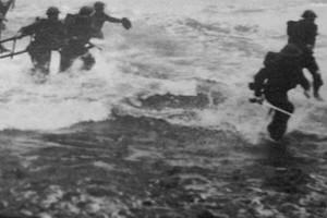 Ο άντρας που πολέμησε στο Β' Παγκόσμιο πόλεμο με... σπαθί και τόξο
