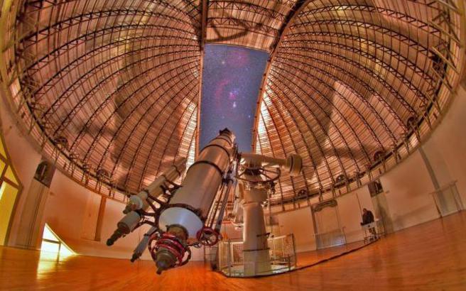 Ζωντανεύει ξανά το ιστορικό τηλεσκόπιο Newall