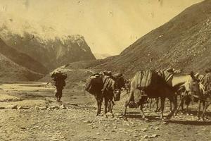 Η «απαγορευμένη πόλη» του Θιβέτ στο φακό