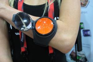 Αξεσουάρ προσφέρει οπίσθια ορατότητα στους ποδηλάτες
