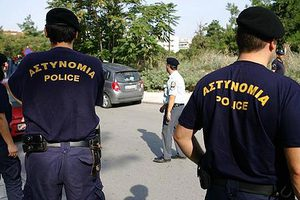 Συνεχίζονται οι αστυνομικοί έλεγχοι στο Ζεφύρι