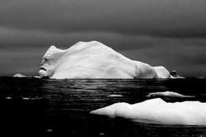 Ένας παγωμένος «γέρος» στην Ανταρκτική