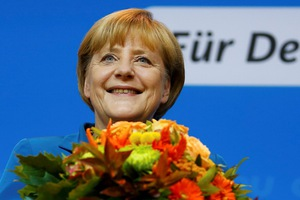 Κοντά στην απόλυτη πλειοψηφία τα CDU/CSU