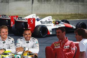 Ιστορικές αντιπαλότητες της Formula 1