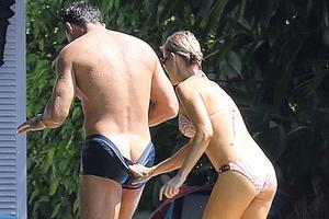 Δεν κρατιέται η Joanna Krupa